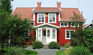 Bed and Breakfast Villa Vilan i Småland