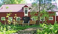 Familieferie på Vartorps Gård i Småland, Sverige