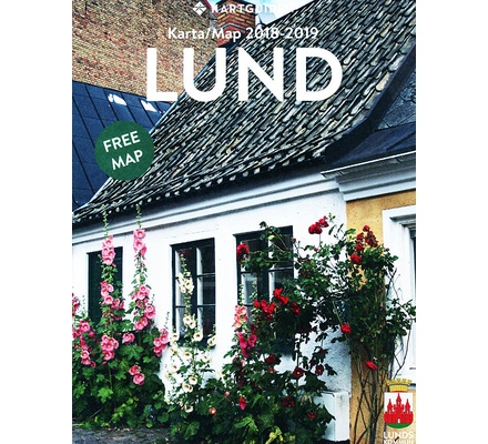 Kort over Lund by