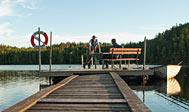 Björsbo Camping i Småland
