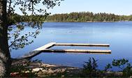 Urshult Camping – med udsigt over søen Åsnen