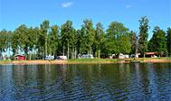 Campingplads i Hultsfred