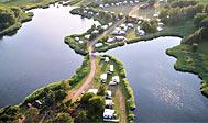Dalskärs Camping i Bergkvara