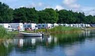 Dragsö Camping och Stugby ved Karlskrona