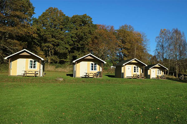 Stugor, Grottbyns Camping