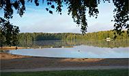 Halens Camping ved Olofström