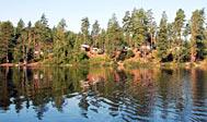 Spilhammars Camping i Mariannelund