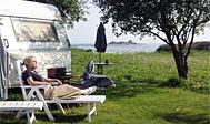 Tredenborgs Camping ved Sölvesborg