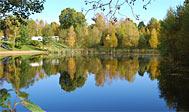 Våxtorps Camping & Stugby ved Hallandsåsen