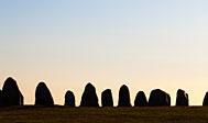 Ales stenar. Foto: © sydsverige.dk