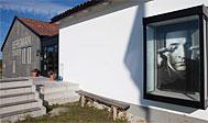 Bergmancenteret på Fårö ved Gotland