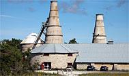 Bläse Kalkbruksmuseum på Gotland