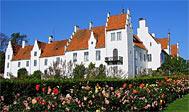 Bosjökloster Slot. Foto: © Jane Lindbladh