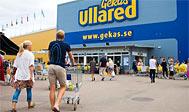 Shopping i Gekås Ullared
