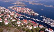 Gullholmen. Foto: Orust kommun