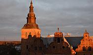 Heliga Trefaldighets kyrka i Kristianstad