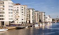 Havnen i Helsingborg. Foto: Guillaume Baviere, CC-BY 2.0