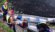 Kanoferie på Holjeån - fra Olofström til Ivösjön