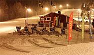 Skitur til Kettilsås i Vetlanda i Sverige