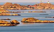 Kosterhavets Nationalpark. Foto: Tomas Lundälv och Lisbeth Jonsson