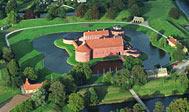 Landskrona Slot - Citadellet. Foto: Perry Nordeng