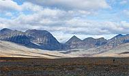 Vandring i Lapland: Sälka - Nallo