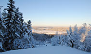 Skitur til Tolvmannabacken ved Kisa