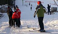 Skitur til Vångabacken