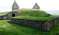 Visingsborgs Slotsruin