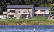Bodelssons by the Sea - økohotel ved havet