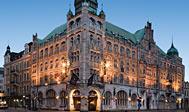 Hotelophold på First Hotel Christian IV i Kristianstad, Skåne, Sverige