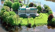 Hotelophold på Häckeberga Slott