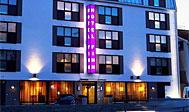 Hotel Finn Lund, Sverige