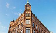 Hotel Mortensen i centrum af Malmø