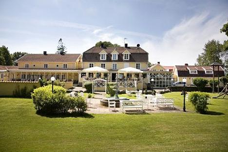 Hotel Skansen på Øland