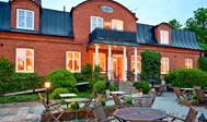 Hotel Kastanjelunds Wärdshus ved Åhus