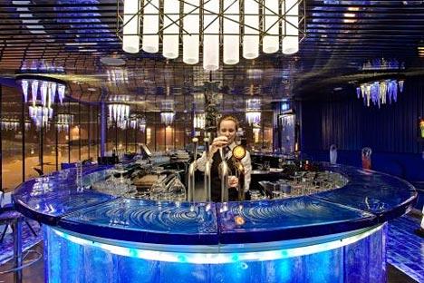 Fra mega Glashotellet Kosta Boda Art Hotel i Småland AN-33