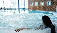 Ronneby Brunn, spahotel med swimmingpool