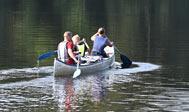 Padl kano ad Lagaleden