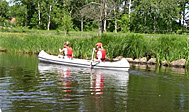 Rönneådalens kanoudlejning i Skåne