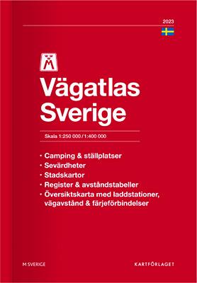 Vejafstande I Sverige