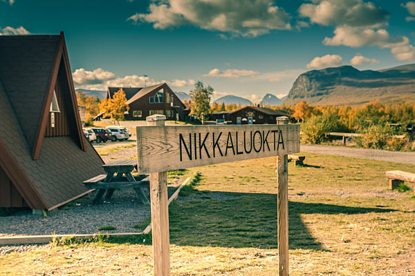 Nikkaluokta i september