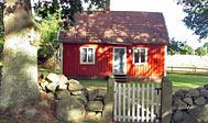 Ferieboliger i det østlige Blekinge, Sverige