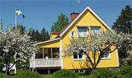Sommerhus ved Mariannelund i Småland