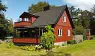 Hyggeligt hus i den nordnøstlige del af Skåne