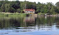 Leje af sommerhus, hytte, hus, feriehus i Blekinge, Sverige