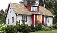 To feriehuse ved Söderåsens Nationalpark udlejes