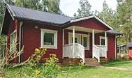 Sommerhuset Blåbär 15 km fra Astrid Lindgrens Verden i Vimmerby