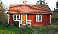 Charmerende aftægtsbolig ved Målilla i Småland, Sverige
