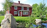 Sommerhuse, hytter og ødegårde i Småland udlejes